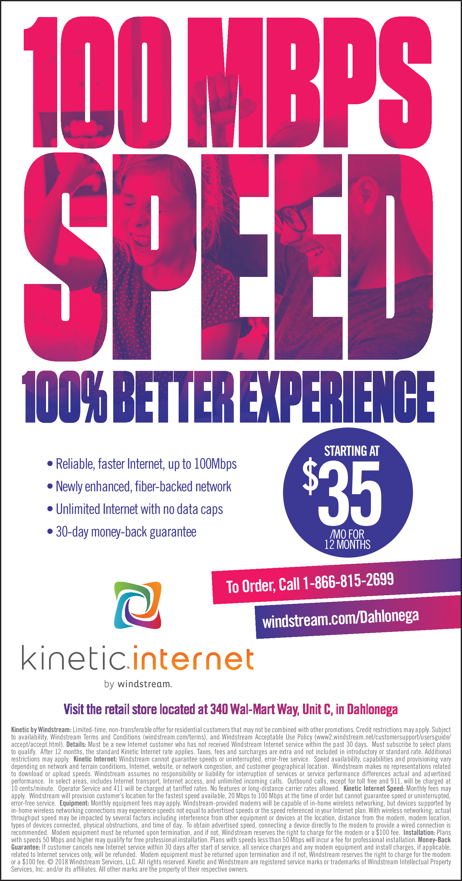 Reliable and Faster Internet Services in Dahlonega, GA